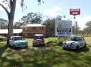 5 Copper Country Motel - Dinner and rest :: Nanango2017_5__18